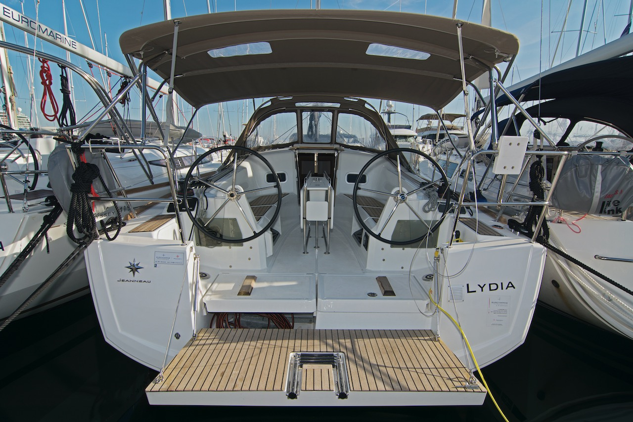 Sun Odyssey 349 (Lydia)  - 8
