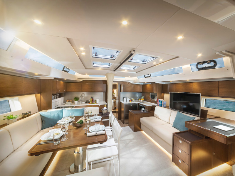 Bavaria Cruiser 57 (Be luxe) Interior image - 6