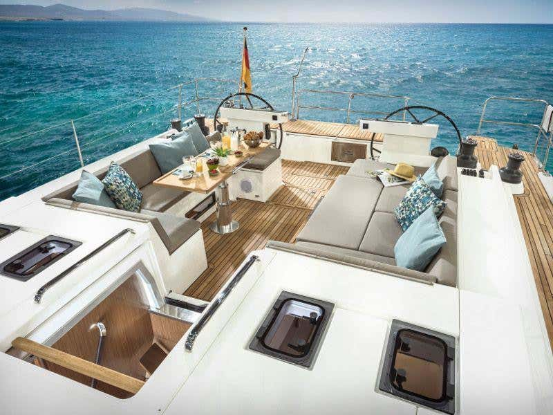 Bavaria Cruiser 57 (Be luxe)  - 10