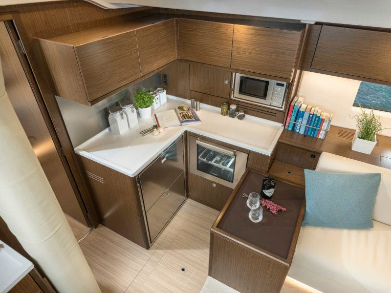 Bavaria Cruiser 57 (Be luxe)  - 4