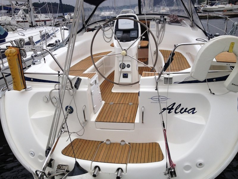 Bavaria 39 Cruiser (B39-1) Main image - 3