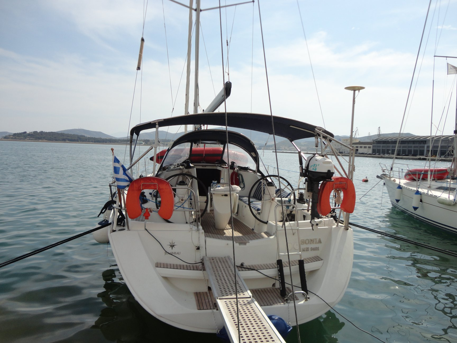 Sun Odyssey 39i (Sonia)  - 9
