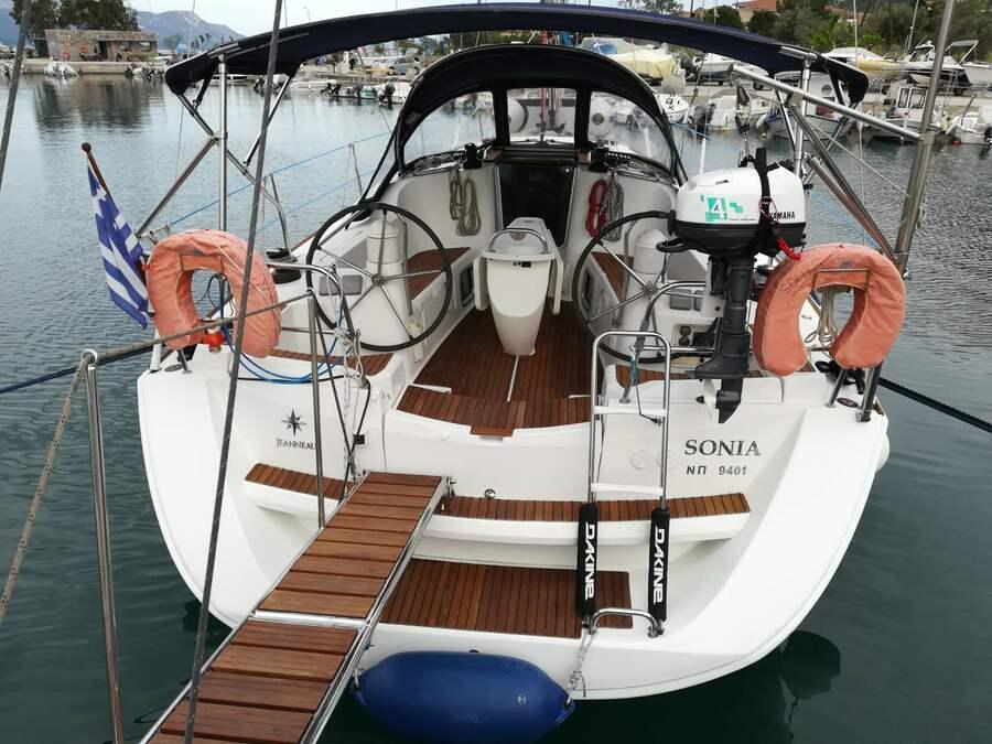 Sun Odyssey 39i (Sonia)  - 10
