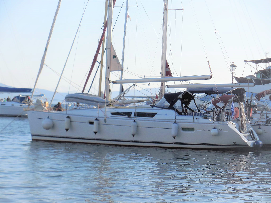 Sun Odyssey 39i (Sonia)  - 1