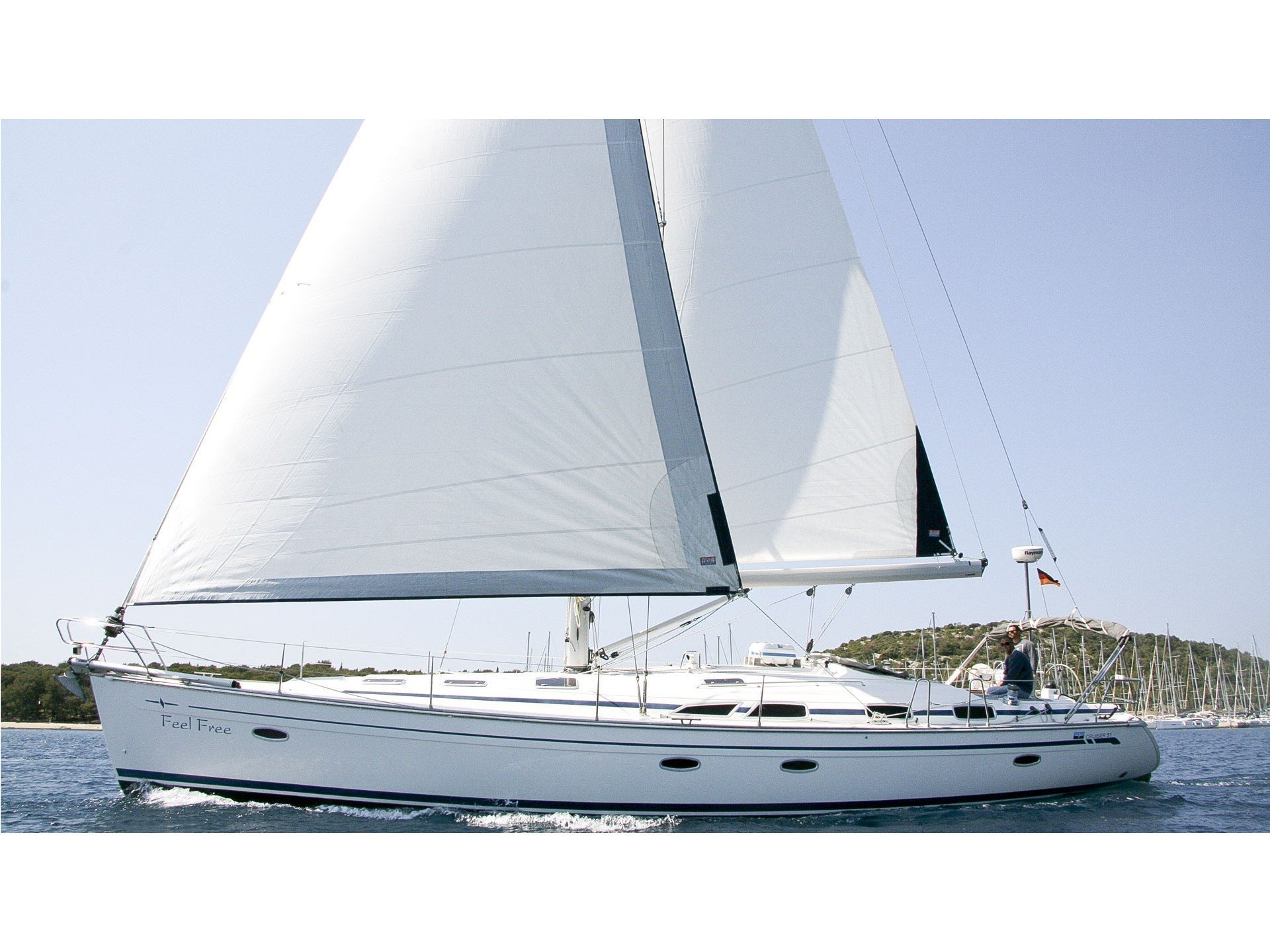 Bavaria 51 Cruiser (Feel Free) Main image - 0