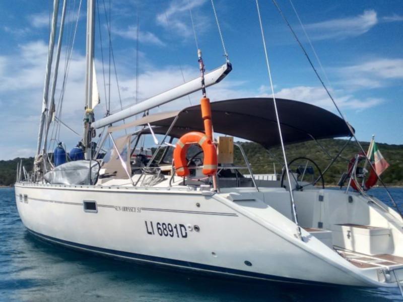 Sun Odyssey 51 (Margo)  - 6