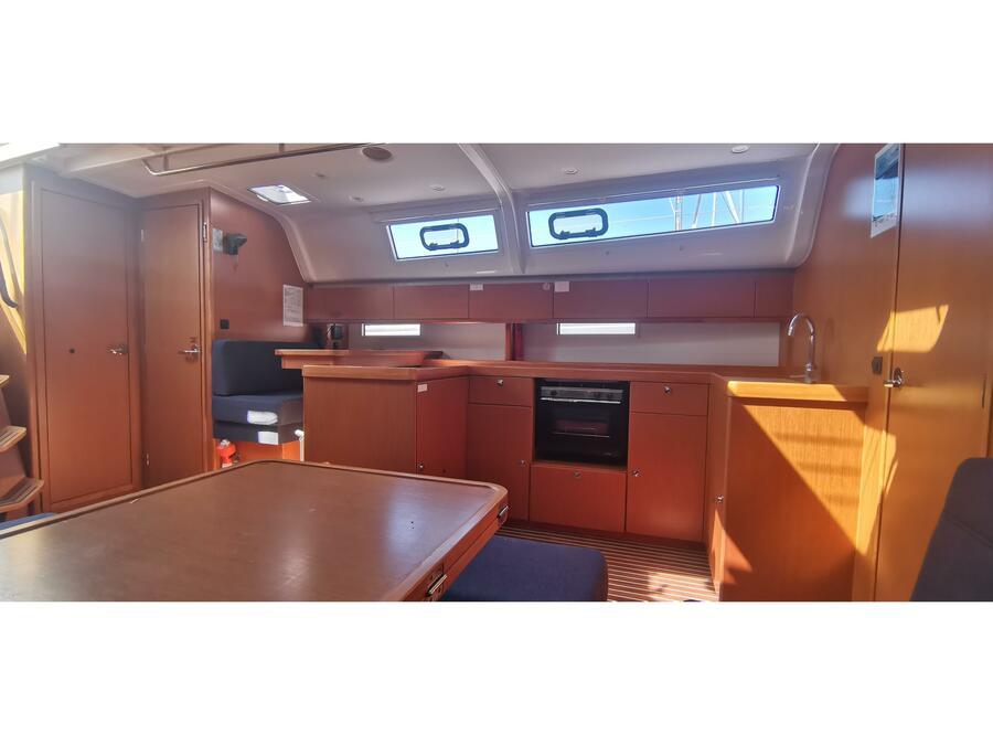 Bavaria Cruiser 51 (Dalian) Interior image - 1