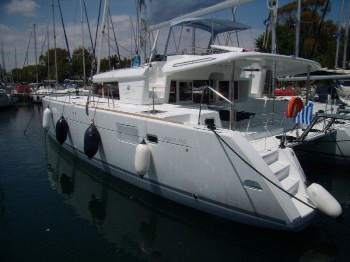 Lagoon 450 (KOS 450,2)  - 1