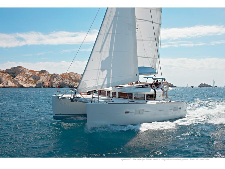Lagoon 400 (Malicat) Main image - 0