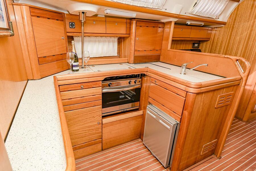 Bavaria 50 Cruiser (Iorana)  - 3