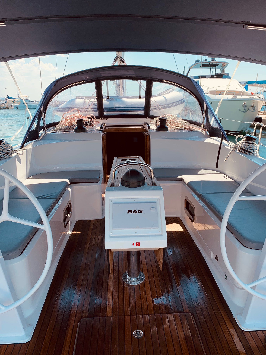 Bavaria Cruiser 46 (Paola)  - 9