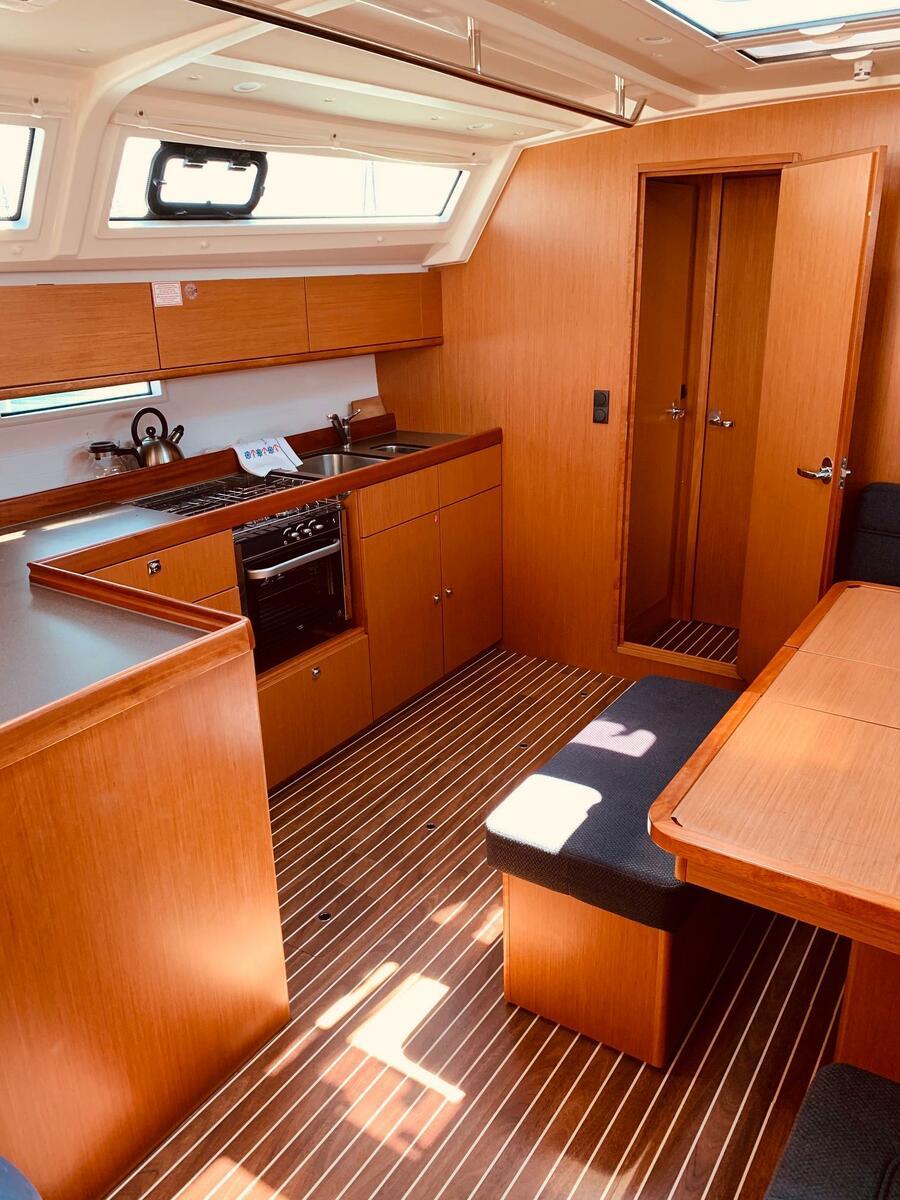 Bavaria Cruiser 46 (Paola)  - 10