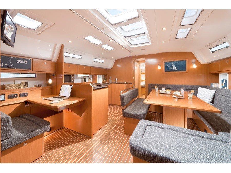 Bavaria Cruiser 50 (B50-12) Interior image - 2