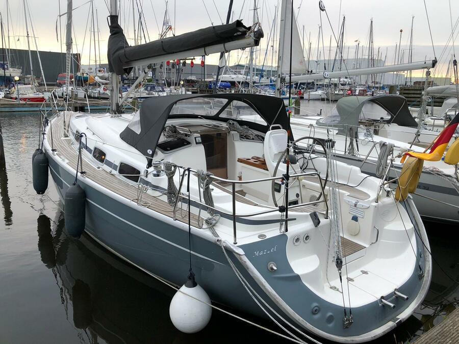 Bavaria 37 Cruiser (Mazzel) Main image - 0