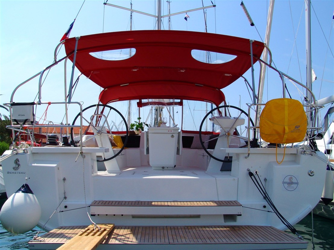 Oceanis 46.1 (SEA YA-with AC)  - 1