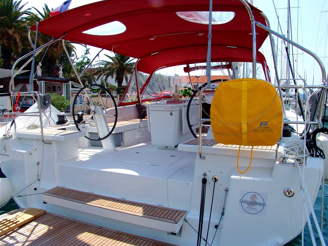 Oceanis 46.1 (SEA YA-with AC)  - 2