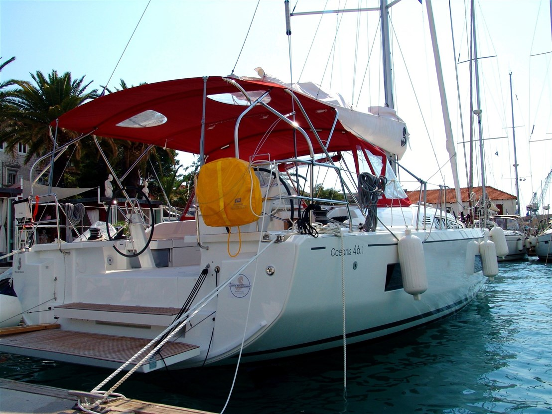 Oceanis 46.1 (SEA YA-with AC)  - 7