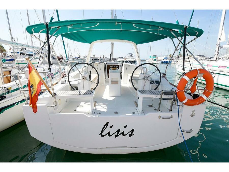 Oceanis 38 (Lisis) Plan image - 3
