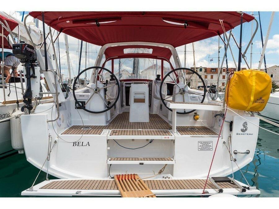 Oceanis 35.1 (BELA) Main image - 0
