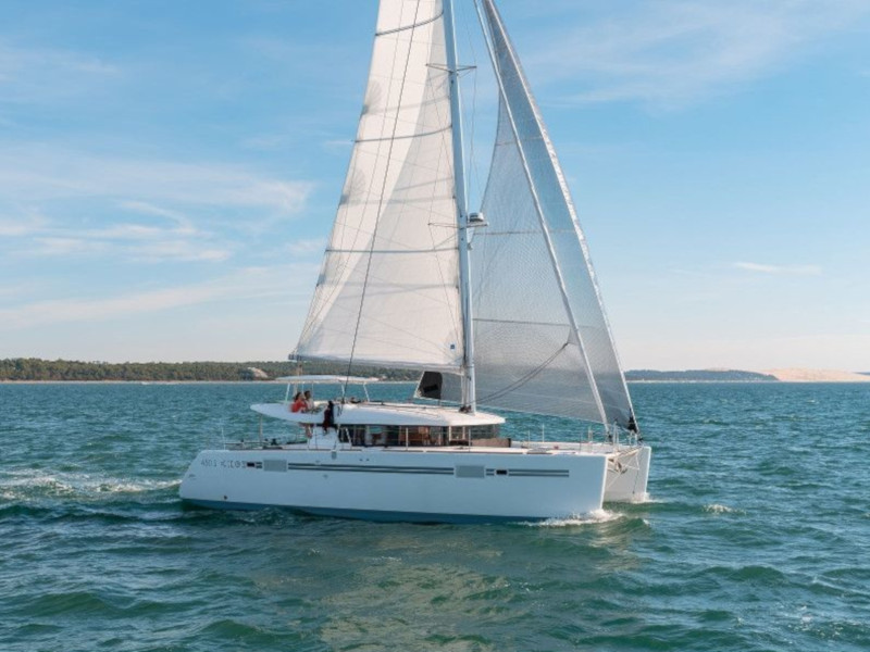 Lagoon 450 Sport (Salty Love)  - 8