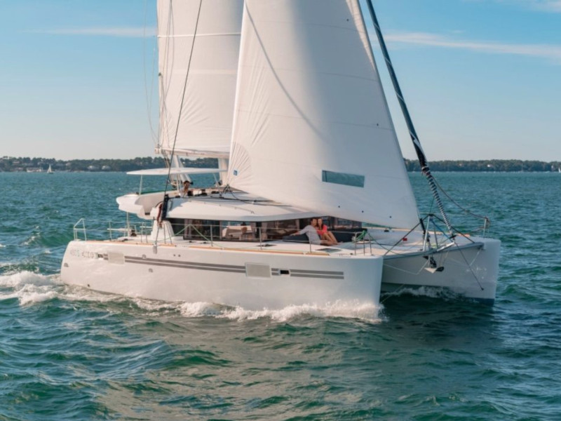 Lagoon 450 Sport (Salty Love)  - 7