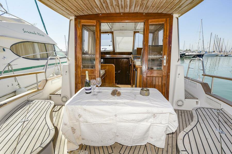 Menorquina Yacht 100 (Mar de Coral)  - 8
