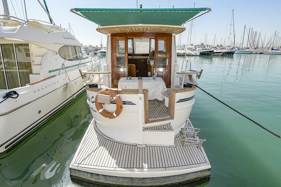 Menorquina Yacht 100 (Mar de Coral)  - 11