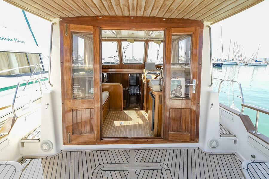Menorquina Yacht 100 (Mar de Coral)  - 13