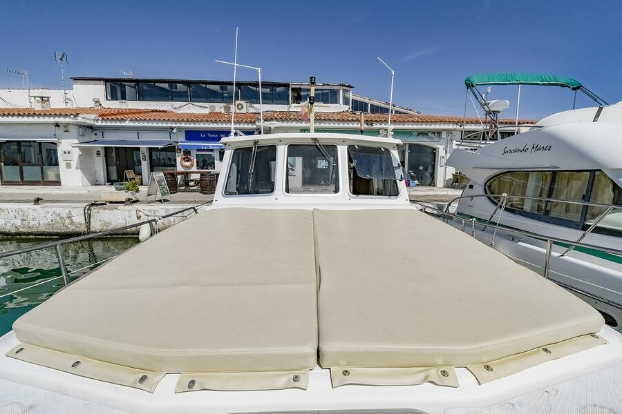Menorquina Yacht 100 (Mar de Coral)  - 12