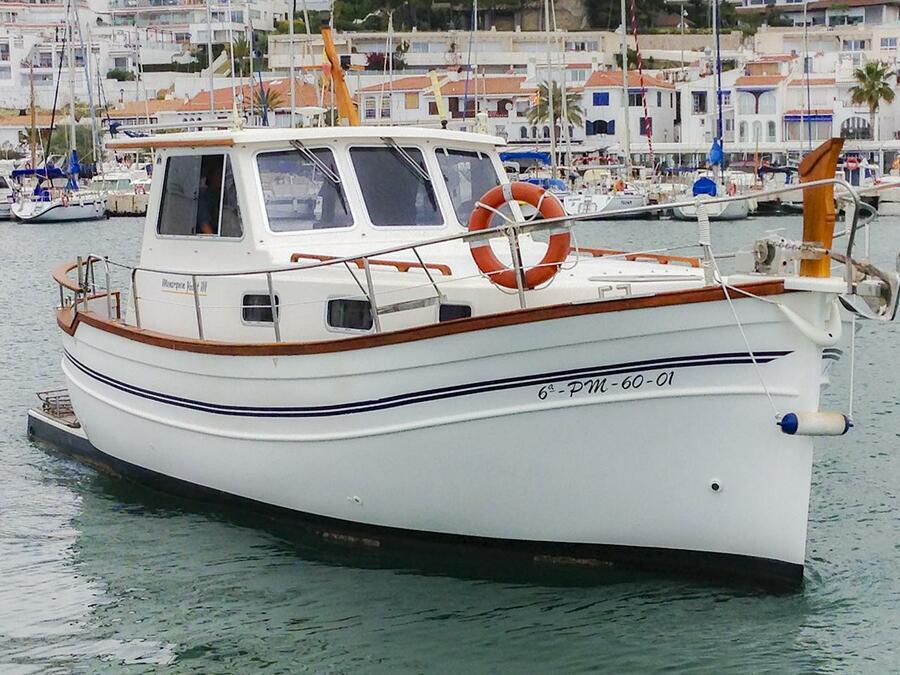 Menorquina Yacht 100 (Mar de Coral) Main image - 0