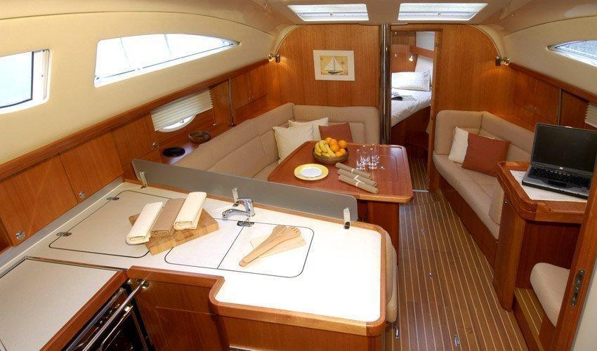 Ferretti 780 (TESORO) Interior image - 23