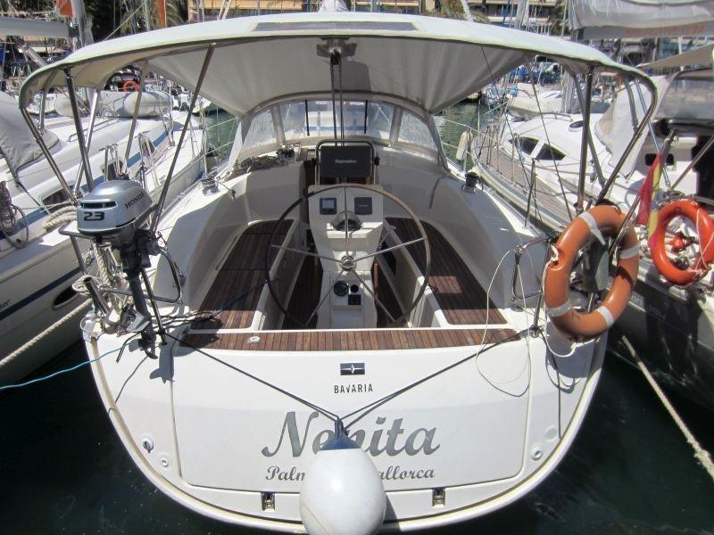 Bavaria Cruiser 32 (Nenita)  - 11