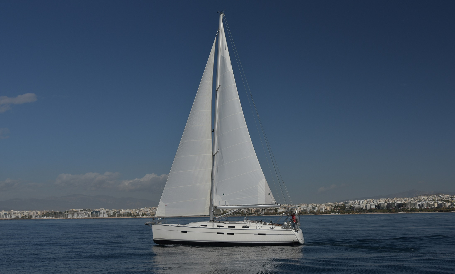 "Bavaria Cruiser 45 (Sea Melody (""Quantum"" Sails))  - 9"