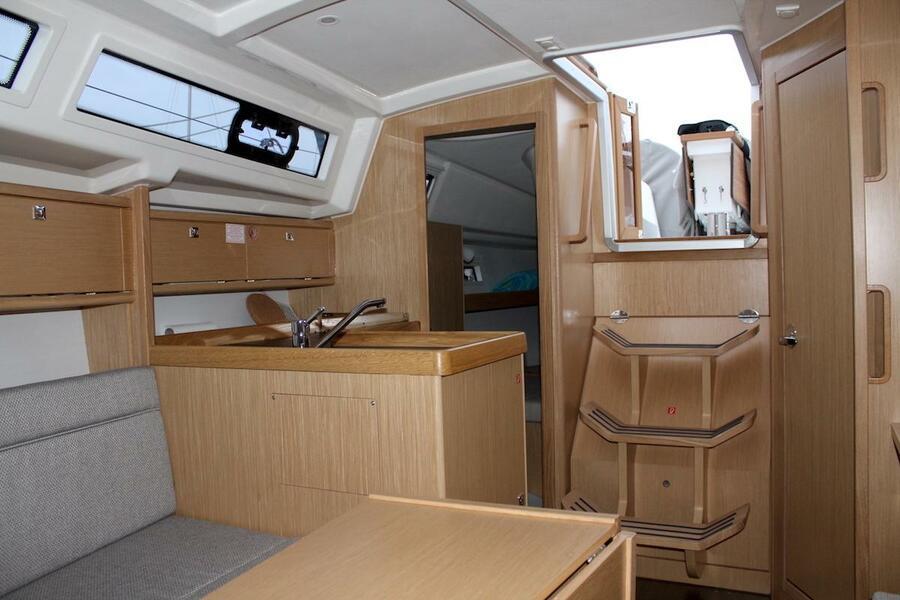 Bavaria 34 Cruiser (Why Not 15)  - 5
