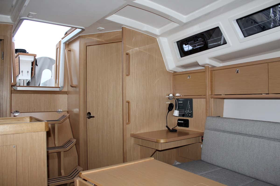 Bavaria 34 Cruiser (Why Not 15)  - 6