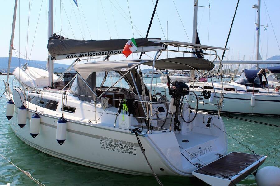 Bavaria 34 Cruiser (Why Not 15)  - 3