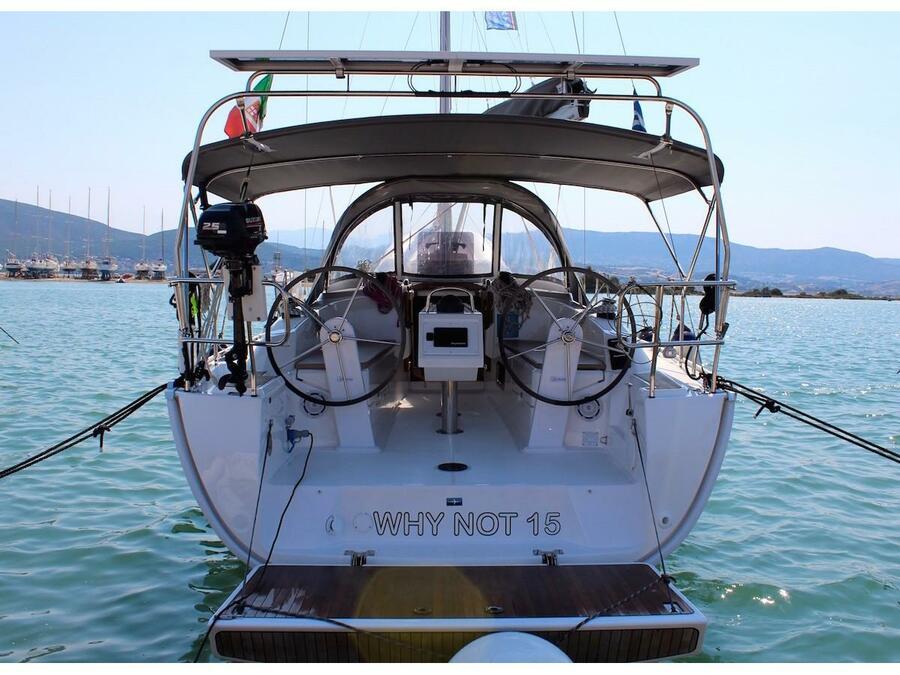 Bavaria 34 Cruiser (Why Not 15) Main image - 0