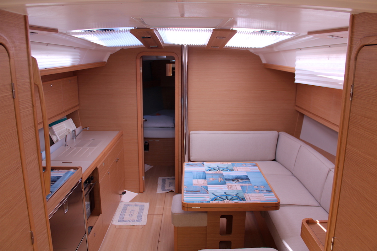 Dufour 390 Grand Large (Why Not 16)  - 5