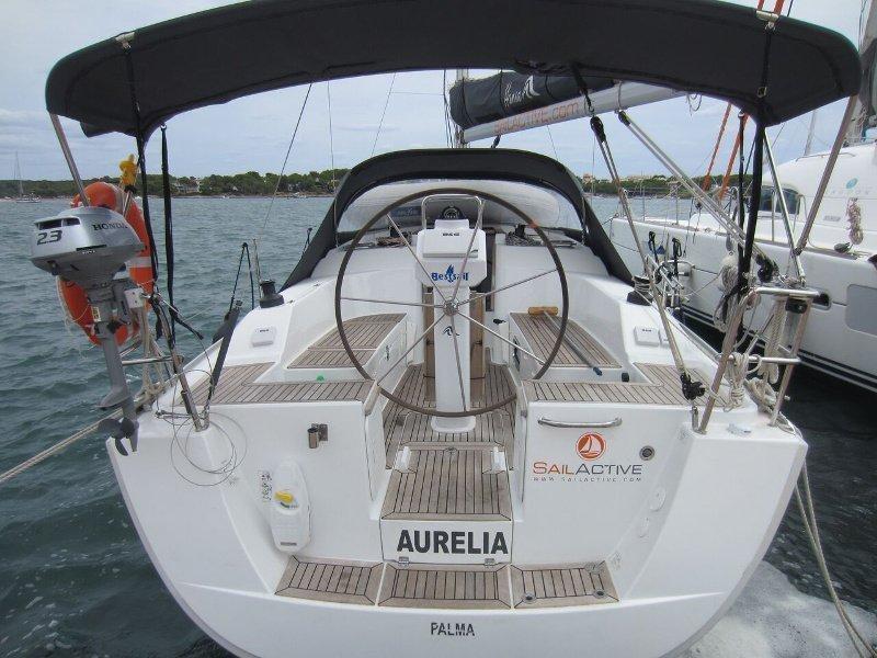 Hanse 325 (Aurelia)  - 3