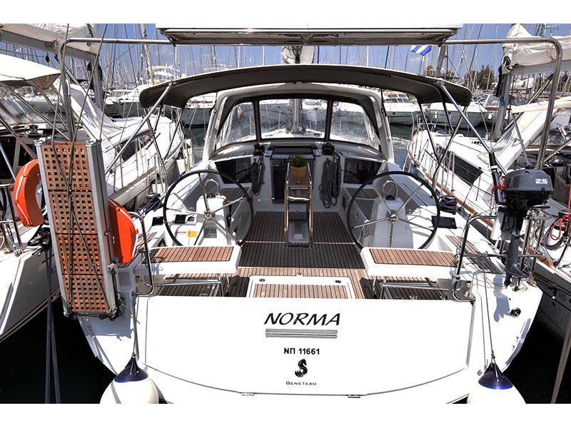 Oceanis 41.1 (Norma) Main image - 0