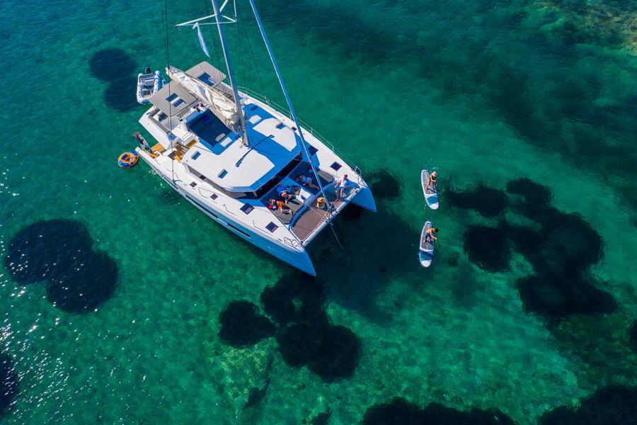 Dufour 48 Catamaran (Caipirinha *skipper's fee is included in the price)  - 5