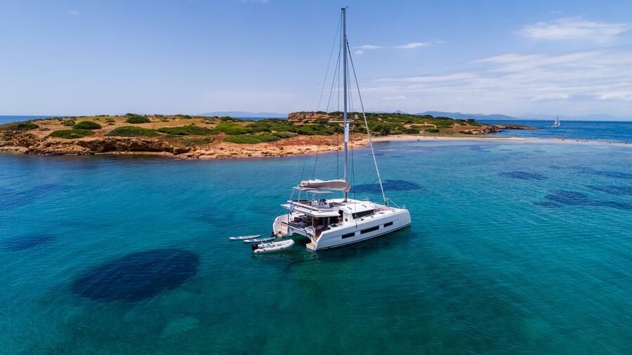 Dufour 48 Catamaran (Caipirinha *skipper's fee is included in the price)  - 10
