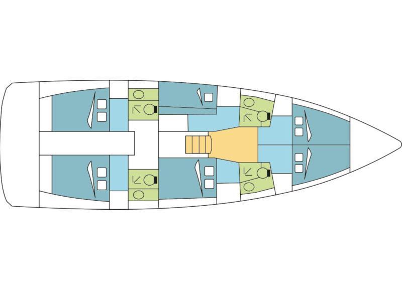 Sun Loft 47 (Ainaros) Plan image - 1