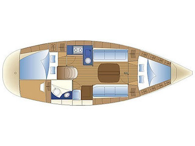 Bavaria Cruiser 32 (Nenita) Plan image - 15