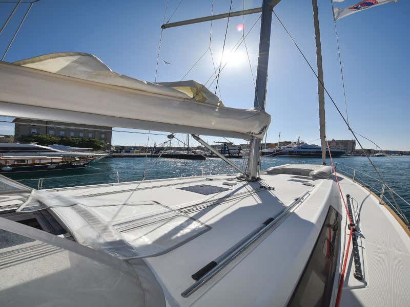 Oceanis 45 (Lighea)  - 34