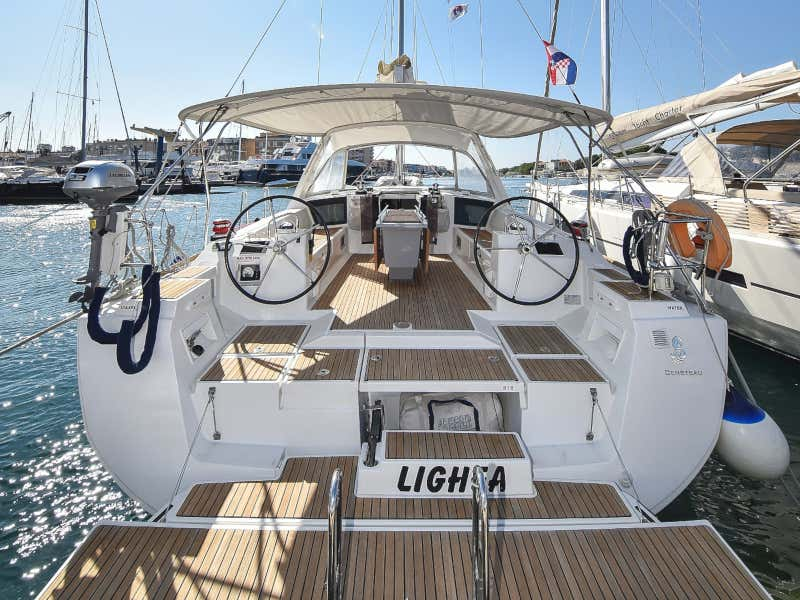 Oceanis 45 (Lighea)  - 16