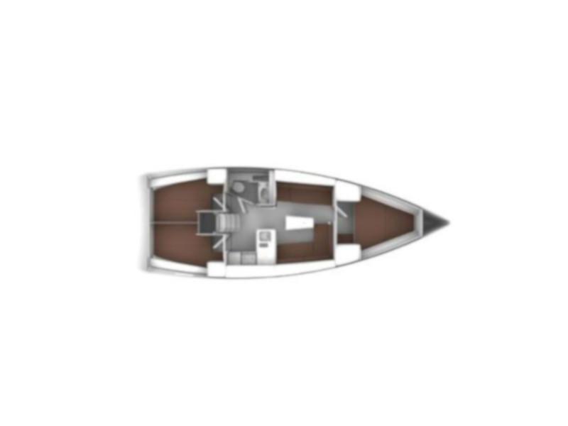 Bavaria Cruiser 37 (Lupe) Plan image - 106