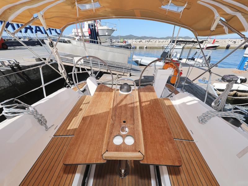 Bavaria Cruiser 37 (Lupe)  - 11