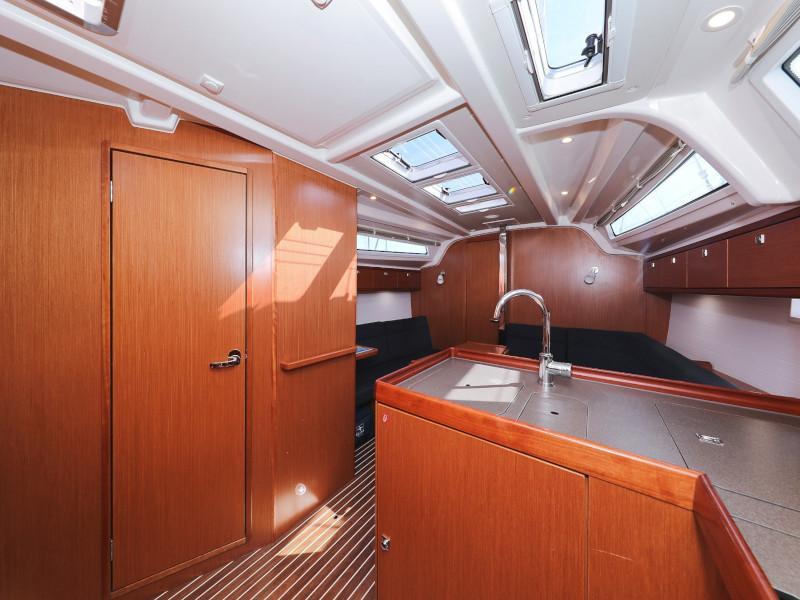 Bavaria Cruiser 37 (Lupe)  - 12