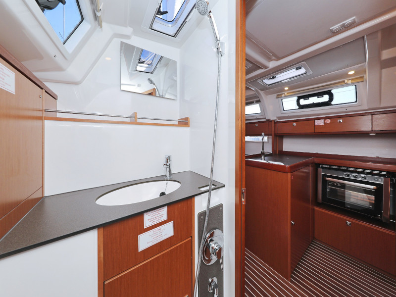 Bavaria Cruiser 37 (Lupe)  - 31